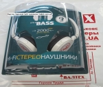 Наушники без микрофона Logicfox LF DH-1190