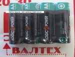 Батарейка Logic Power LR6 AA 1.5V
