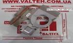 Радиатор HP ProBook 4411s, 4510s