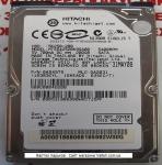 Жесткий диск 200GB 2.5 SATA 2 Hitachi HTS542520K9SA00