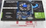 Видеокарта GygaByte GeForce GT420 2Gb DDR3 128 бит
