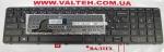 Новая клавиатура HP ProBook 350 G1, 350 G2, 355 G2 с фреймом