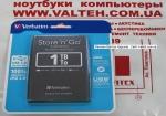 Внешний жесткий диск 1 тб Verbatim 53078 USB 3.0 Silver