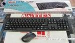 Радио клавиатура и мышь HQ-Tech KM-32RF Black
