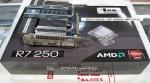 Видеокарта radeon r7 250 1gb ddr5 Sapphire