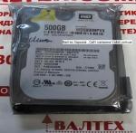 Жесткий диск 500 Гб 2.5 SATA 2 WD WD5000BPVX