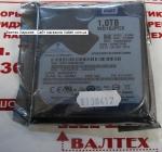 Жесткий диск 1TB SATA 3 2.5 WD WD10JPCX
