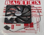 Корпусной вентилятор 140мм F14B LogicPower Black 4 pin Molex
