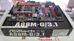 Материнская плата FM2+ (A88X) ASRock A88M-G 3.1