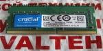 Оперативная память ddr4 4gb so dimm PC4-2133 Crucial