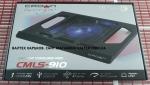 Подставка для ноутбука  Crown CMLS-910 Black