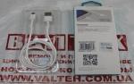 Кабель micro usb Devia Smart 2.1A 1 метр белый