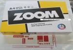 Бумага zoom а4 500л 80г/м