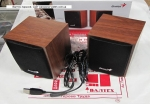 USB акустика 2.0 Genius SP-HF160 Wood (2x2W RMS)