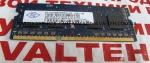 Память 1GB SO-DIMM DDR3 1333 Mhz Nanya