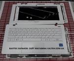 Корпус Asus X200M, X200MA белого цвета