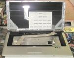 Корпус, петли для ноутбука Fujitsu Siemens Amilo M3438G
