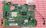 Нерабочая материнская плата с ноутбука Fujitsu Siemens Amilo PA