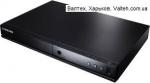 Двд проигрыватель Samsung DVD-E390KP/RU USB черный