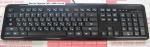 Клавиатура для пк с подсветкой HQ KB-307F USB ( Blue Led )