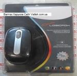 Мышка для ноутбука LogicFox LP-MS001 USB Black