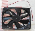 Корпусной вентилятор 140мм DeTech Black