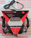 Наушники с микрофоном Kanen KM-730