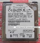 Жесткий диск 80GB 2.5 IDE Hitachi HTS541080G9AT00