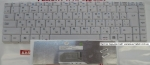 Белая клавиатура MSI MEGA BOOK MS-6877
