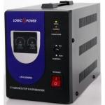 Стабилизатор напряжения LogicPower LPH-2000RD черный
