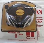 Наушники с микрофоном DeTech DT-770