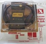 Наушники с микрофоном DeTech DT-780