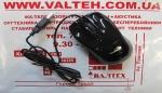 Мышка для пк DeTech DE-3056 USB Shiny Black