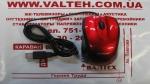 Мышка для пк DeTech DE-3056 USB Shiny Red