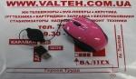Розовя мышка LogicFox LF-MS 038B USB