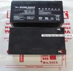 Внешняя аккумуляторная батарея SunLight SPA 12-12