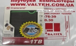Внешний жесткий диск 1 тб Transcend TS1TSJ25M3 USB 3.0 Black
