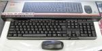 Радио клавиатура и мышь REAL-EL Standard 555 Kit Wireless