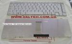 Новая клавиатура Toshiba Satellite  A200, A300, A305 серебристая