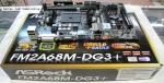 Материнская плата FM2+ Asrock FM2A68M-DG3+