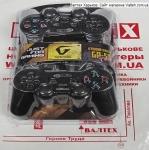 Двойной аналоговый геймпад Gemix GP-50 Twin USB Black