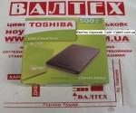 Внешний жесткий диск 500GB USB 3.0 Toshiba HDTB305EK3AA Black