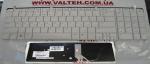 Новая белая клавиатура HP DV7-2000, DV7T-2000, DV7-3000