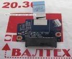Плата переходник для подключения дисковода Lenovo IdeaPad Z500