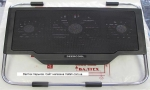 Подставка для ноутбука HQ-Tech HDW-N2000TRI черная