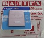 Внешний жесткий диск 1 тб Verbatim 53071 USB 3.0 Silver