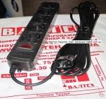 Сетевой фильтр для ИБП 5 розеток, 5 метров LP-X5-UPS Logic Power