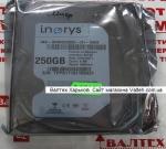 Жесткий диск 250gb 3.5 SATA 2 I.Norys INO-IHDD0250S2-D1-5908