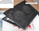 Подставка для ноутбука Havit Cooler Pad HV-F2050 Black