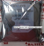Жесткий диск 500gb 3.5 7200 rpm I.Norys INO-IHDD0500S2-D1-7208